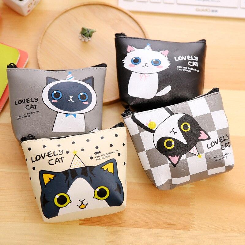 Storage-Boxes Fresh Candy Creative Fashion Cartoon Cute Kawaii New-Arrivals Rubber-Coins