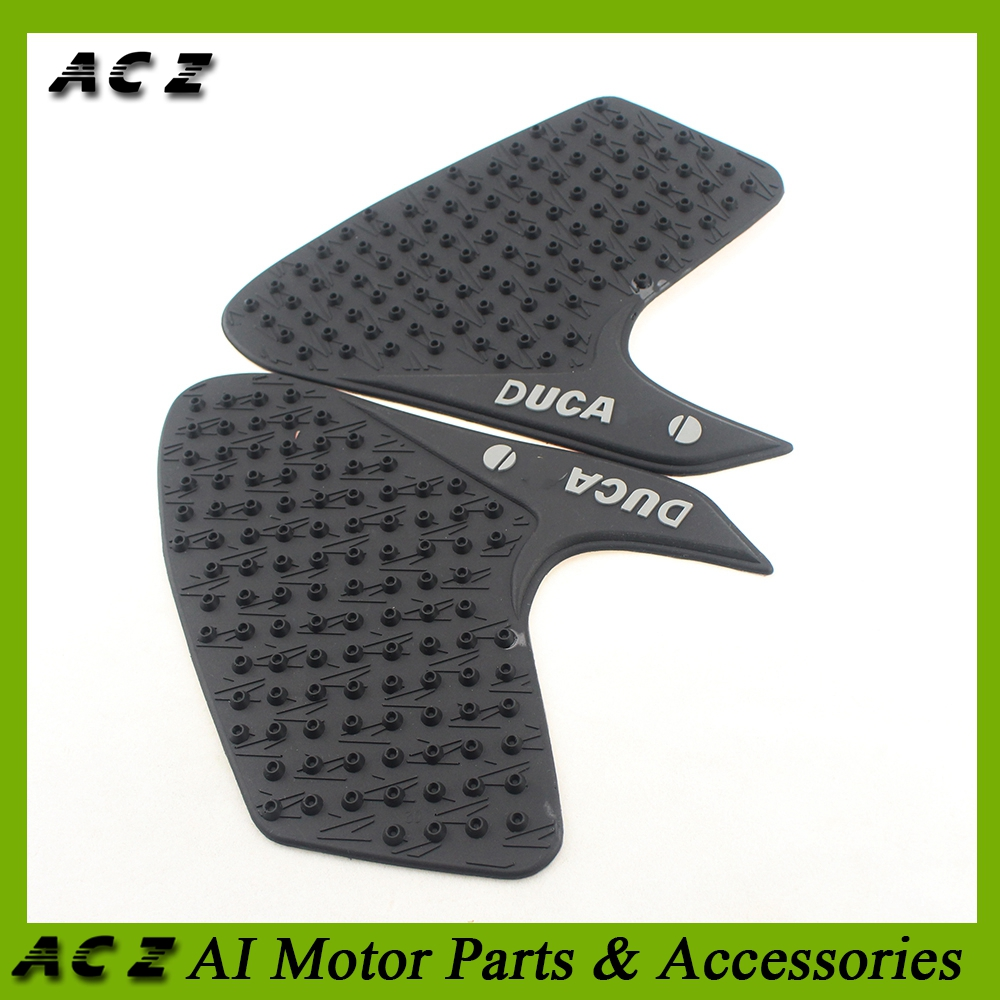 Automobiles & Motorcycles Motorcycle Accessories & Parts Knowledgeable Acz Motorcycle Tank Traction Pad Side Gas Knee Grip Protector Anti Slip Protective Sticker For Ducati Monster 695 696 796 1100s