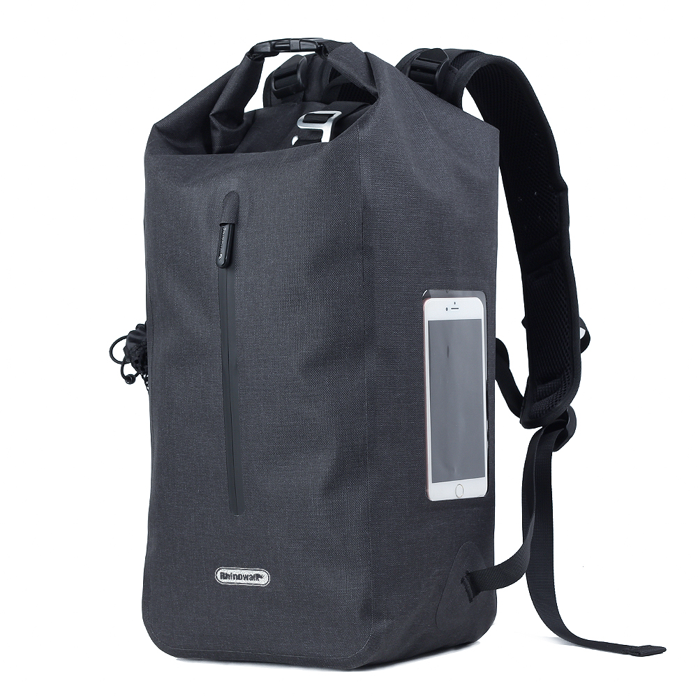 25L Pieno Zaino Impermeabile Riding Rucksack TPU Outdoor Long Distance Cycling waterproof Backpack for Men Travel