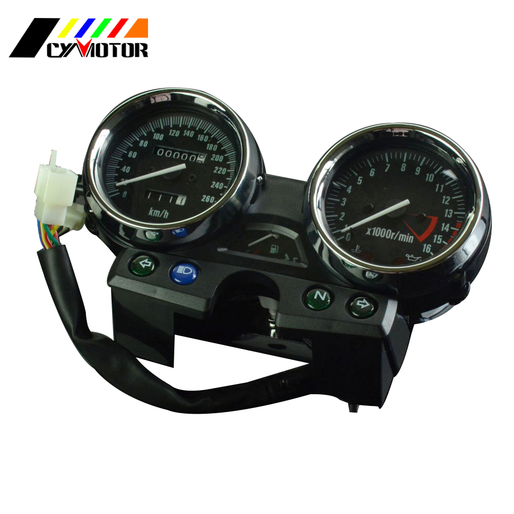 Moto Calibri Cluster di Tachimetro Contachilometri Contagiri Per KAWASAKI ZRX400 ZRX750 ZRX1100 ZRX 400 750 1100 94 95 96 97