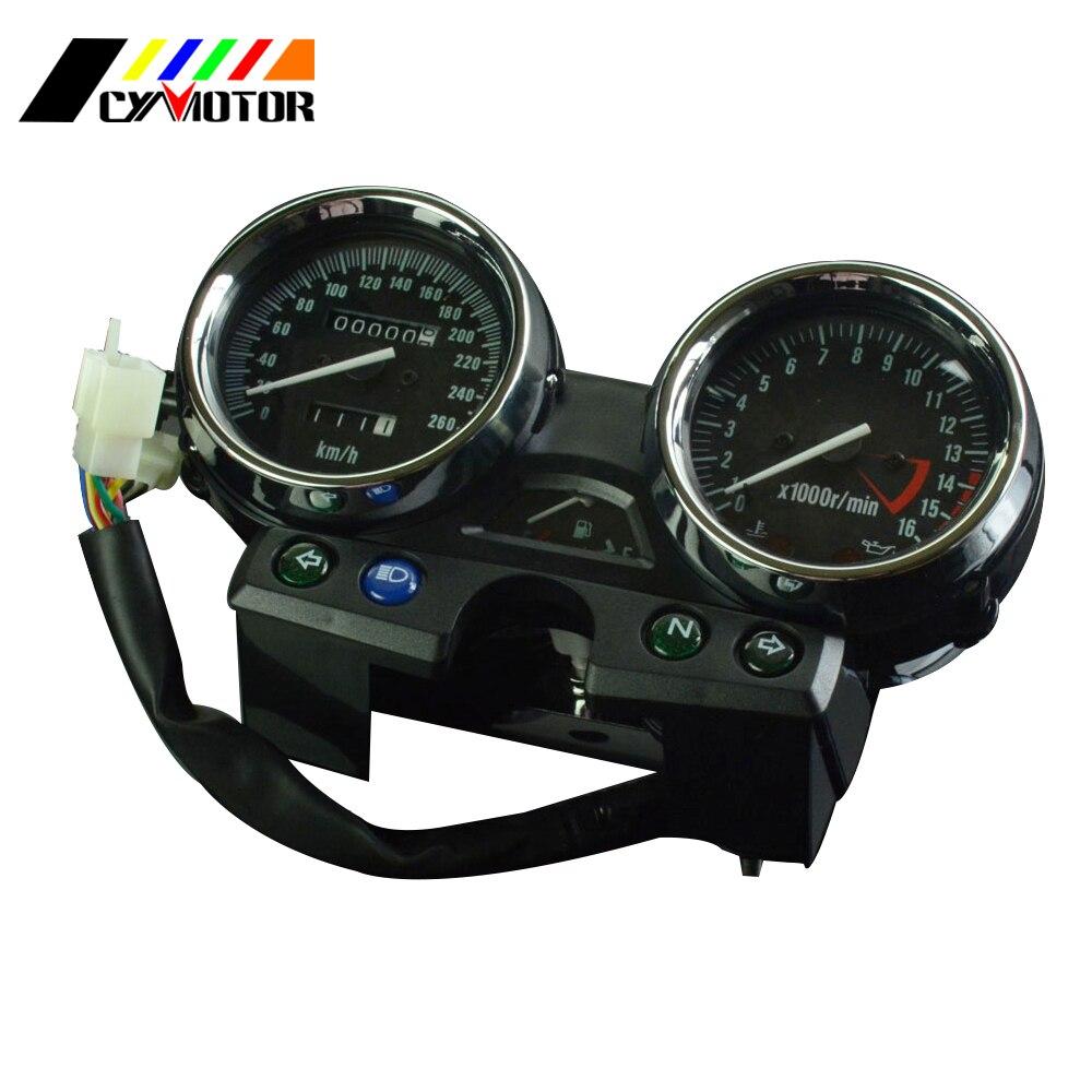 Motorcycle Gauges Cluster Speedometer Odometer Tachometer For KAWASAKI ZRX400 ZRX750 ZRX1100 ZRX 400 750 1100 94 95 96 97 motorcycle speedometer tachometer speed instrument assembly for kawasaki zephyr 400 x zrx400 zrx750 zrx1100