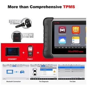 Image 4 - Autel MaxiPRO MP808TS אבחון כלי רכב סורק Bluetooth WIFI TPMS כלי מתכנת חיישן PK MK808 MK808TS AP200