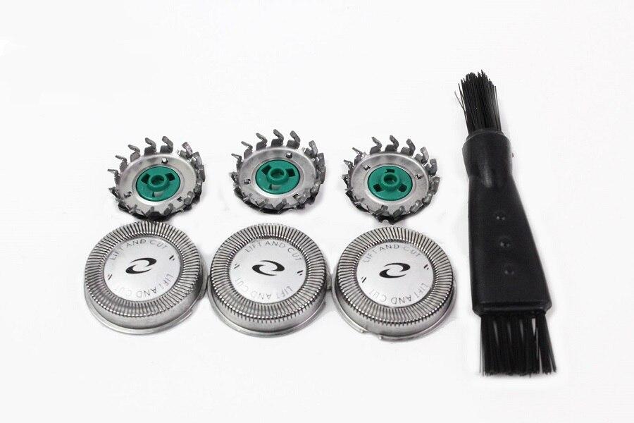 3 PCS Listrik Razor Penggantian HQ64 Alat Cukur Pisau Cutter Alat - Mencukur dan menghilangkan rambut - Foto 1