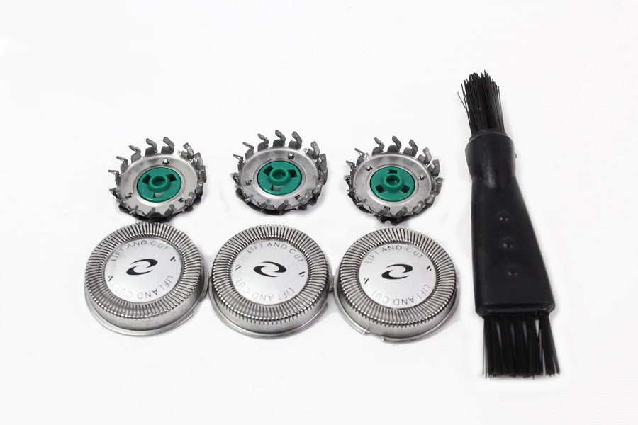 3pcs Shaver Replacement Heads Razor Head For Philips AT750 AT890 PT 860 PT860 PT866 AT758 AT798 PT721 PT722 PT723