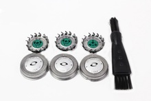 3 PCS Electric Razor Replacement HQ64 Shaver Blade Cutter Head For Philips HQ6070 HQ54 HQ6073 HQ7310 HQ5705