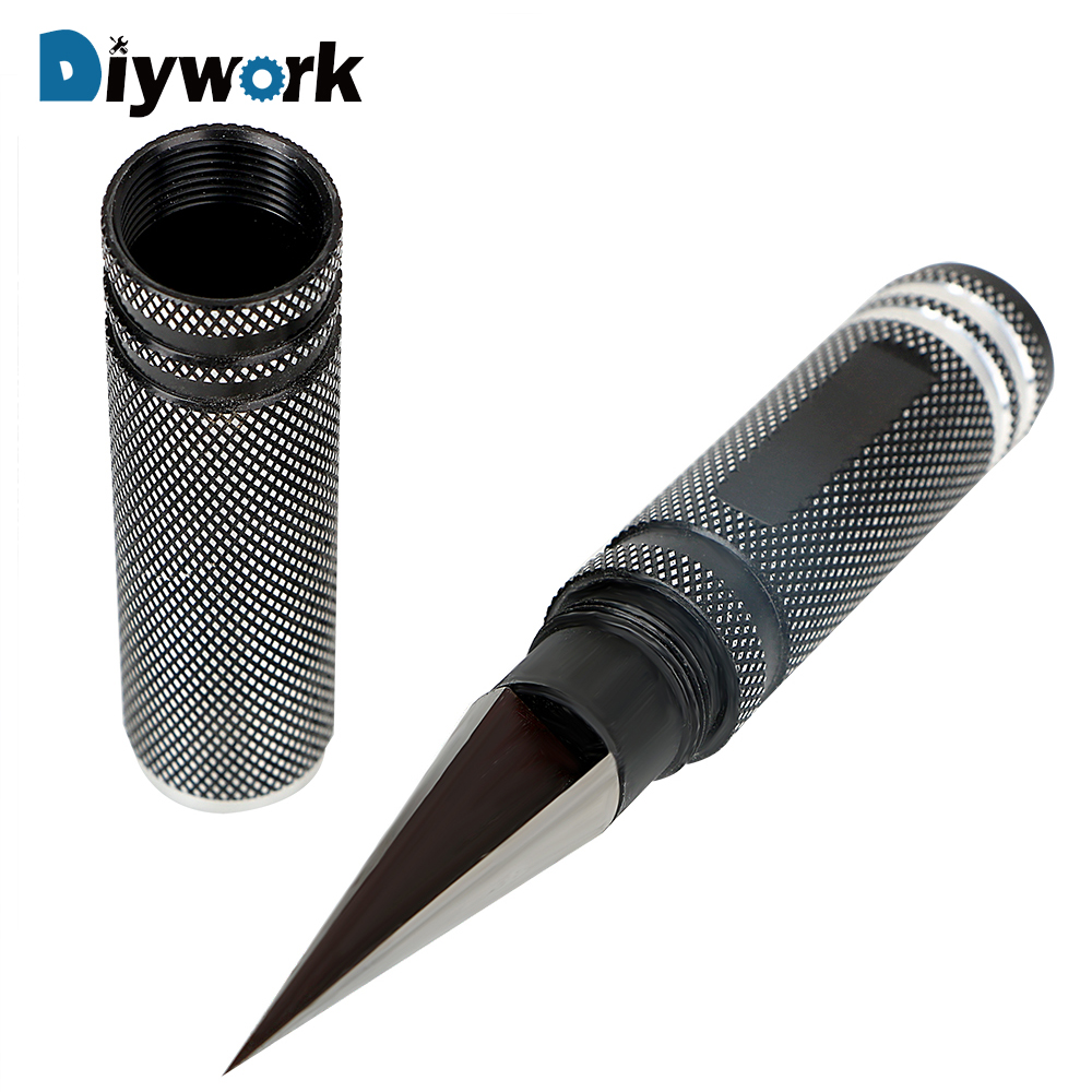 DIYWORK Professional Reaming Knife Drill Tool 0-14mm Edge Reamer Practical Tool Cut Through Car And Helix Body