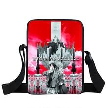 20e8ee5fa36d Future Diary Mirai Nikki Mini Messenger Bag Children Shoulder Bag Anime  Crossbody Bags for Girls Clutch