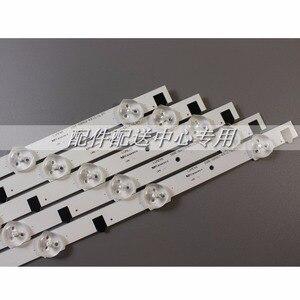 Image 5 - 5pcs x 32 inch LED Backlight Lamp Strip for SamSung 32 TV UA32F4088AR 2013SVS32H D2GE 320SC0 9 leds 650mm