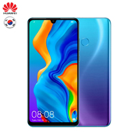 Huawei P30 Lite Global Version 6GB 128GB Smartphone Mobile Phone 32MP Front Camera Triple Back Camera Android 9.0 128GB Rom