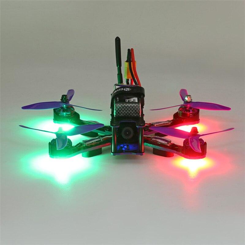 Haute qualité Eachine assistant X220 FPV Racer Blheli_S Naze32 6DOF 5.8G 48CH 200MW 700TVL caméra avec FlySky I6 RTF FPV Drone - 5