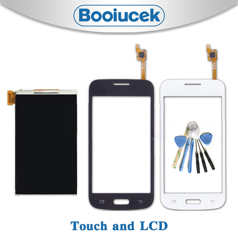 High Quality 4.3'' For <font><b>Samsung</b></font> Galaxy Star 2 Plus SM-<font><b>G350E</b></font> <font><b>G350E</b></font> Lcd Display With Touch <font><b>Screen</b></font> Digitizer Sensor image