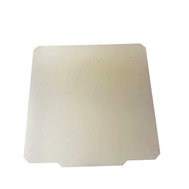 PEI Sheet 300x300mm ABS PLA 3D Printing Build Surface Adhesive Tape Tool Kits SS