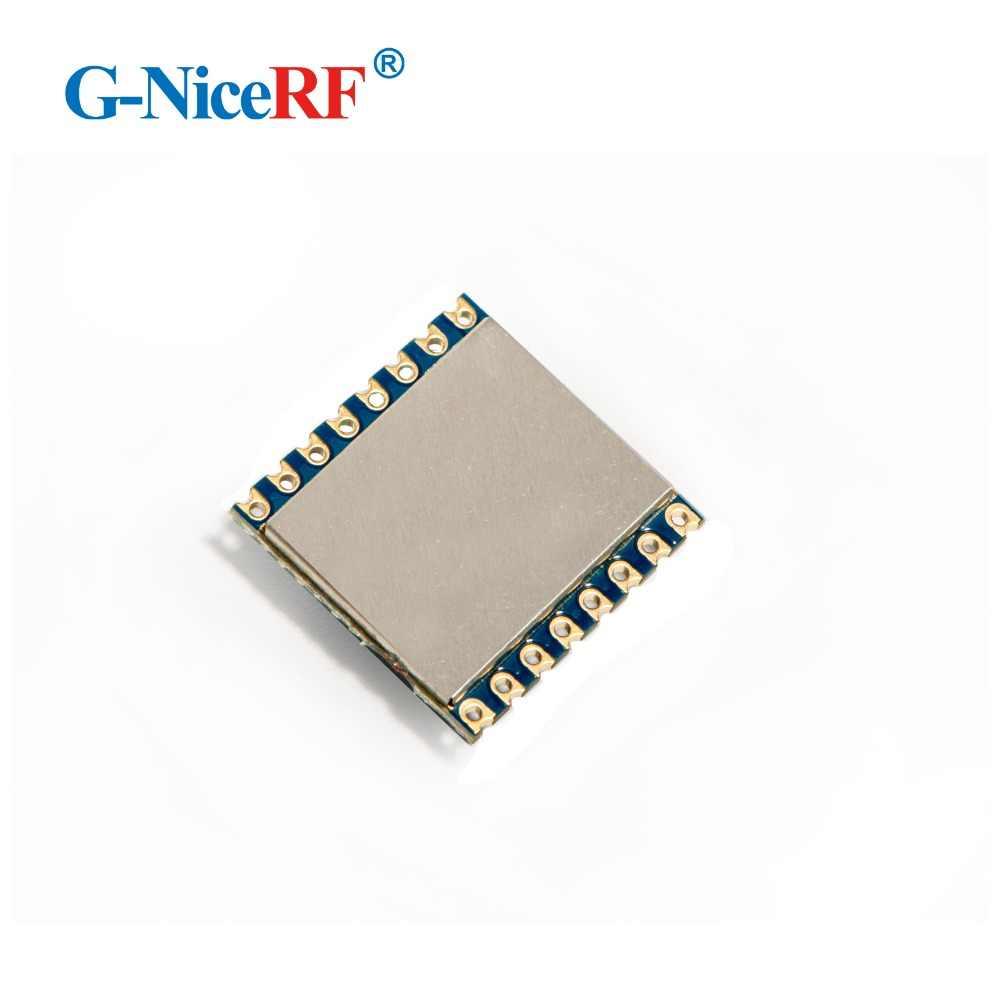 1 قطعة 22dBm 868mhz 915MHz SX1262 LoRa1262 فائقة منخفضة تلقي الحالي 4.6mA طويلة المدى SPI واجهة وحدة لاسلكية