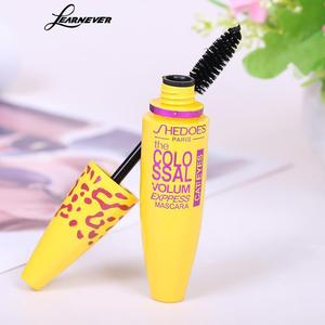 Image 5 - 1pc Makeup Mascara Eyes 3D Fiber Lashes Volume Cosmetic Makeup Extension Length Long Curling Black 3D Mascara Eye Lashes Tools