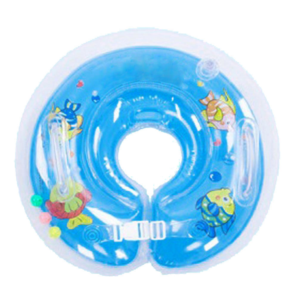 Inflatable Circle Pool Toy Infant Swimming Accessories