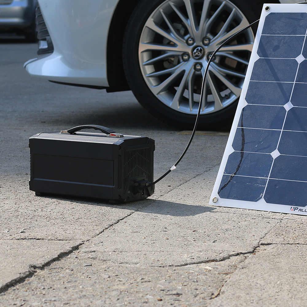 How to charge a car battery with a portable generator