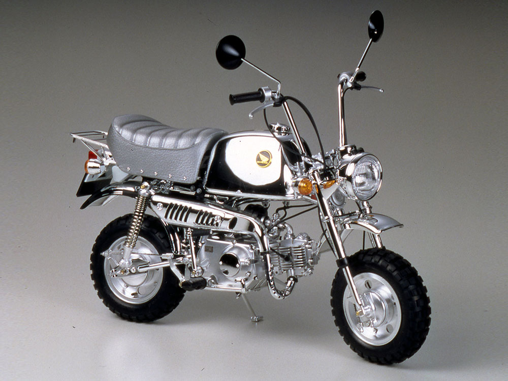 1:6 Honda Gorilla Motorcycle Model Assembly Kit GORILLA SPRING COLLECT 16031 цена