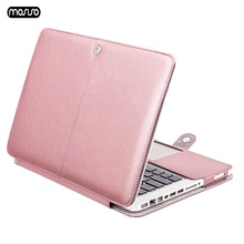 MOSISO PU Case for Macbook Pro 13 Inch with CD-ROM A1278 Case For Laptop Bag Sleeve Leather Notebook Bag for Macbook Pro Case все цены