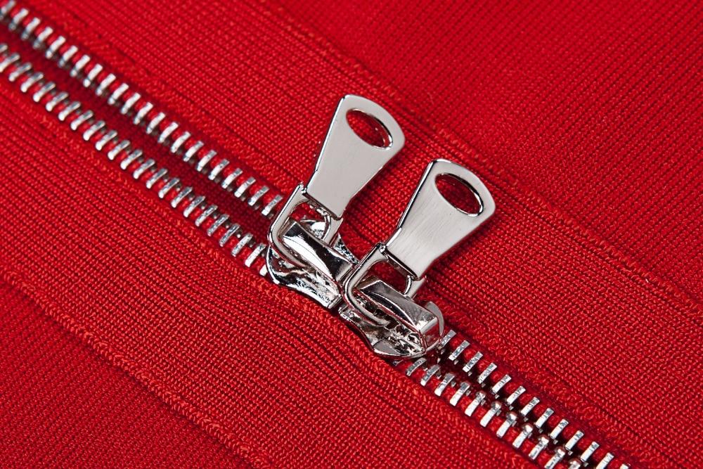 Robe Slash Parti Qualité Noir photo Cou Haute kaki Manches 2018 Nouvelle A60 Gros D'été Color Arrivée En rouge Sexy Sans Femmes CaxwSCqr07
