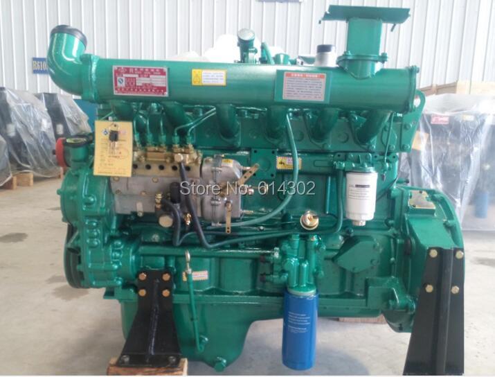 Китай поставщика с водяным охлаждением питания 110kw R6105AZLD Вэйфан Рикардо дизельным двигателем для Вэйфан 100kw дизель генератор