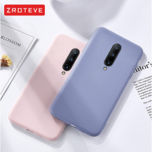 ZROTEVE Cover One Plus 7 Pro Case Slim TPU Soft OnePlus 7 Pro Liquid Silicone Back Cover One Plus7 7Pro Case Cover OnePlus7 7Pro