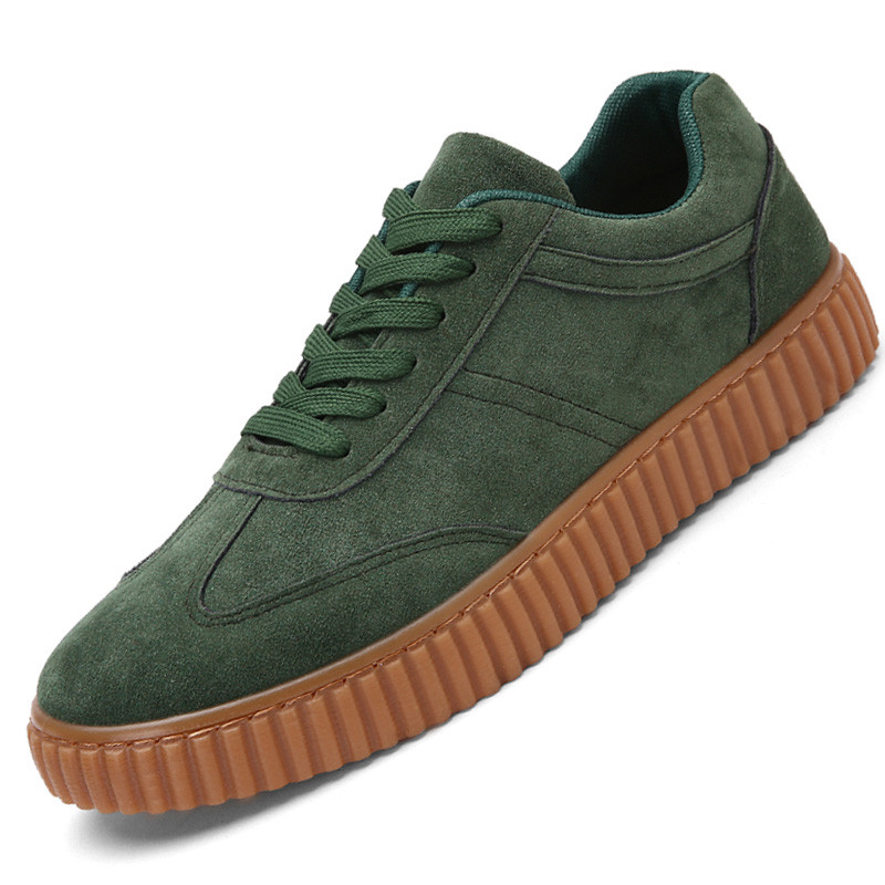 KUYUPP Men Casual Shoes quality creepers suede shoes size 39-44 luxury men shoes flats chaussure femme 2017 spring autumn Y171 (27)