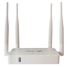 WE1626 אלחוטי WiFi נתב עבור Usb מודם 300Mbps Openwrt מערכת, strongth אות עם 4 Aatennas Wifi נתב עם לבן צבע