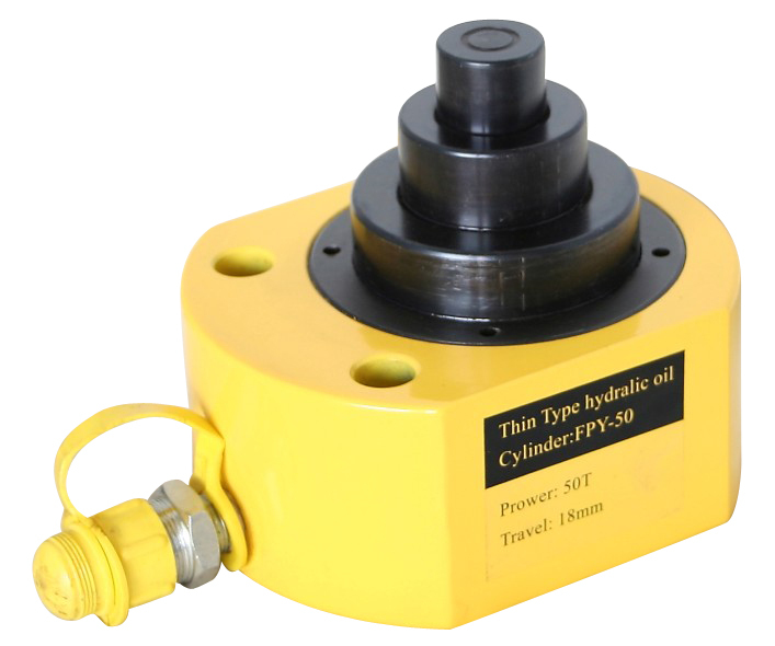Seperate Hydraulic ultra thin multi section jack FPY 30D hydraulic multi section cylinder without hand pump|Hydraulic Tools| |  - title=