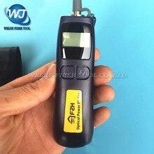 Miễn Phí Vận Chuyển Telecommuniation  70 ~ + 10dBm FHP12A Mini Cầm Tay Sợi Máy Đo Công Suất Quang