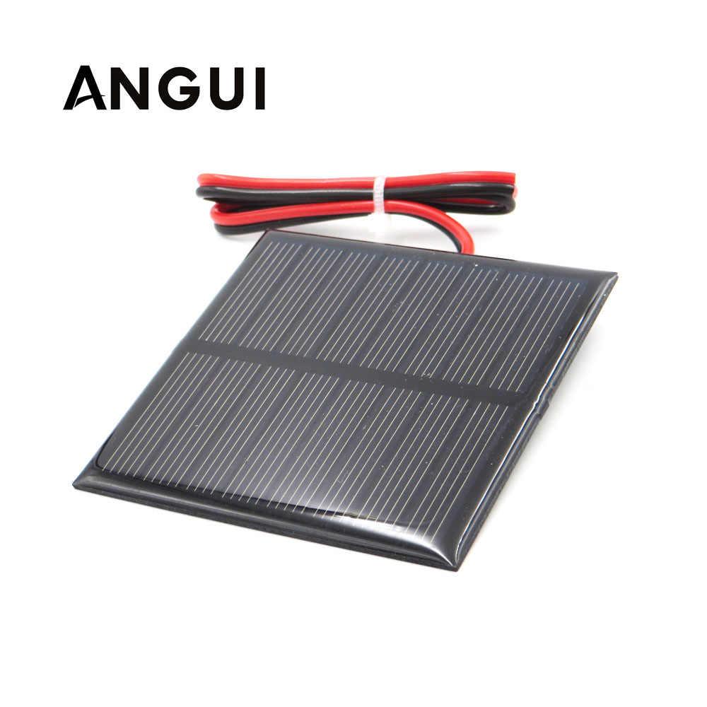 1 V 1,5 V 2 V 3В 3,5 V 4 V Панели солнечные 100mA 120mA 150mA 250mA 300mA 350mA 435mA 500mA Аккумуляторный сотовый телефон Зарядное устройство с подключить провод