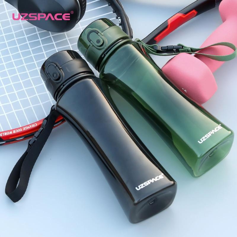 350/500ML Water Bottle BPA Free Outdoor Sport Tour Camping Portable leakproof Shaker Drink My bottle for Water Plastic Drinkware|Water Bottles|   - AliExpress