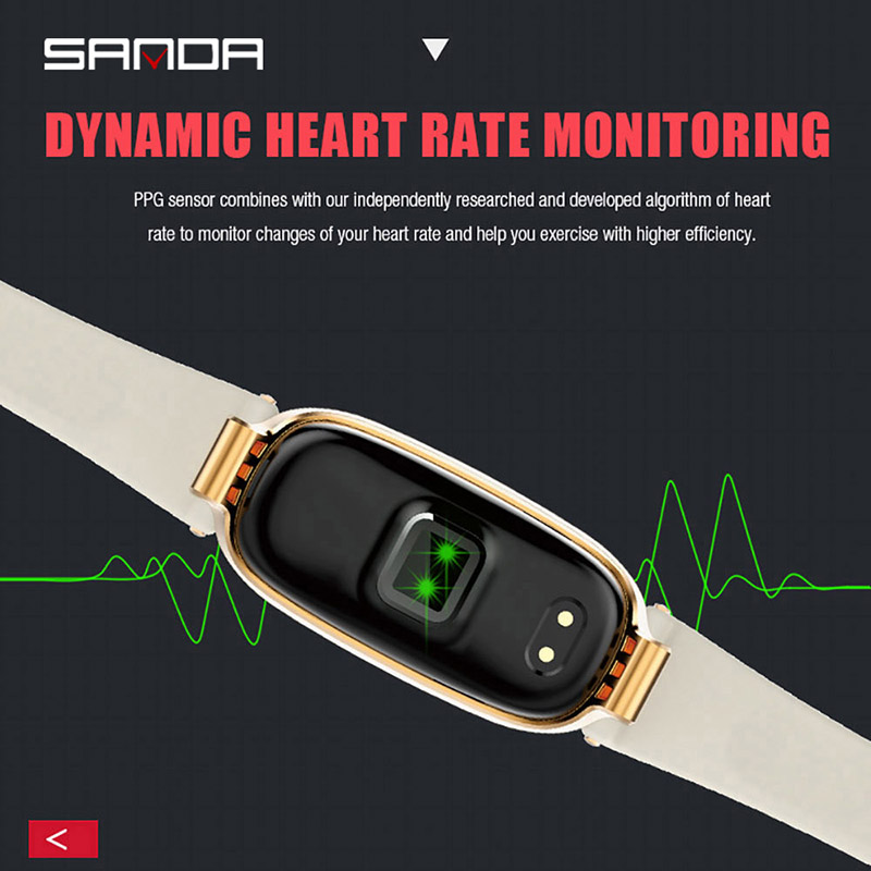 Heart Rate Monitor Smart Watch Men Women Watches Top Brand Luxury Fitness Tracker Bluetooth Smartwatch Waterproof IOS Android in Women 39 s Watches from Watches