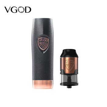 Original Elektronik Sigara VGOD Elite Mech Box Mod With Case Bag Vape With 4ML VGOD Elite RDTA Rebuildable Dripping Atomizer