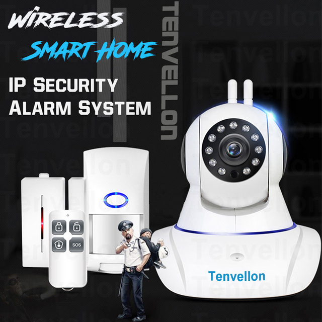 Alarm Systems and Video Surveillance Camera