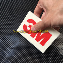 100 pcs/Lot Car Application Tools 3M Wool Squeegee For Car Wrapping
