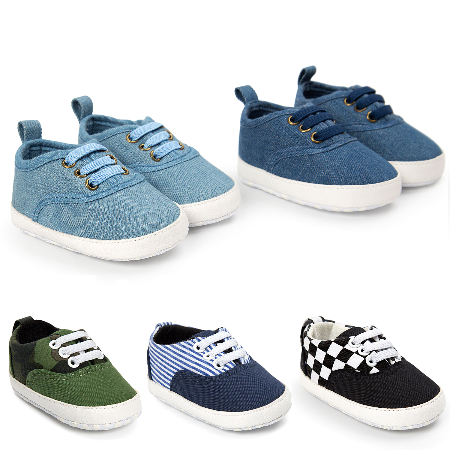 ROMIRUS Brand Design Spring Autumn Baby Shoes Boy Casual Canvas
