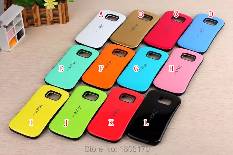 Candy Color Korea Style iFace Soap Case For Samsung Galaxy S10 S10E S9 S8 Plus S7