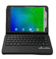 Removable Wireless Bluetooth 3 0 Detachable Keyboard Leather Stand Case Cover For Samsung Galaxy Tab A