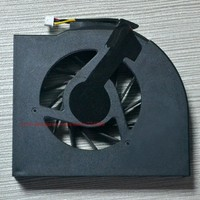 10pcs/lot 100% brand new HDX16 CPU FAN FOR HP Pavilion HD X16 cpu cooler HDX16 HD16 laptop cpu cooling fan HDX16 original cooler