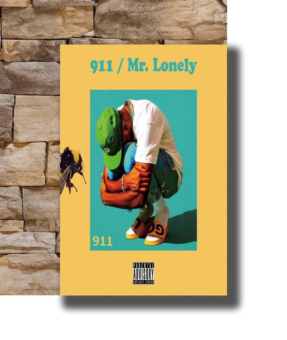 14ce2d32770779 Detail Feedback Questions about Art Poster New Tyler The Creator Odd Future  Custom Light Canvas Wall 14x21 20x30 24x36In N1435 on Aliexpress.com