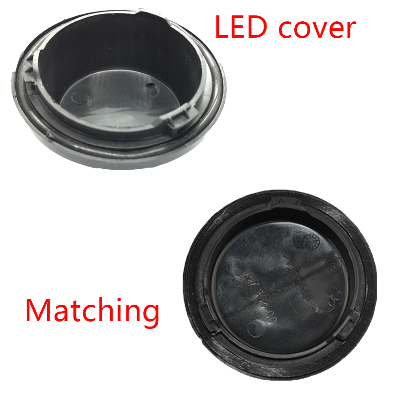 Image 3 - 1 piece Car headlamp overhaul cover LED bulb extension cap Waterproof cover for Taurus-in Car Light Accessories from Automobiles & Motorcycles
