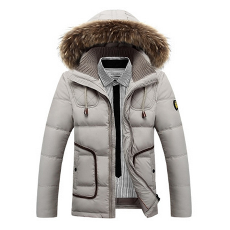 2017 New Winter Down Coat Men Duck Down Jacket Men Jacket Plus Size XXXL Outerwear Parkas 2015 new hot winter warm cold woman down jacket coat parkas outerwear luxury hooded splice long plus size 2xxl hit color slim