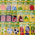 10 pcs/Lot Hanging Car Air Freshener Vehicle Standard Scented Paper Perfumed Lasting Fragrance Random Scent