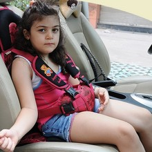 Comfortable Portable Child Car Safety Seats, 2 Colors Available