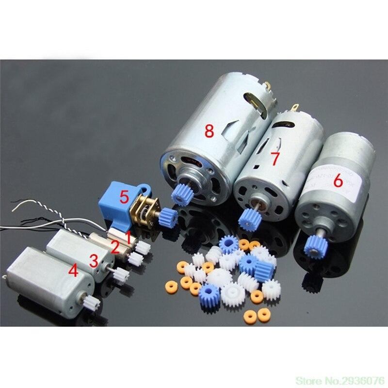 16 Arten Welle Getriebe Spindel Getriebe Getriebe-b 2mm 2,3mm 3mm 3,17mm 4mm Wurm Kunststoff Noch Nicht VulgäR