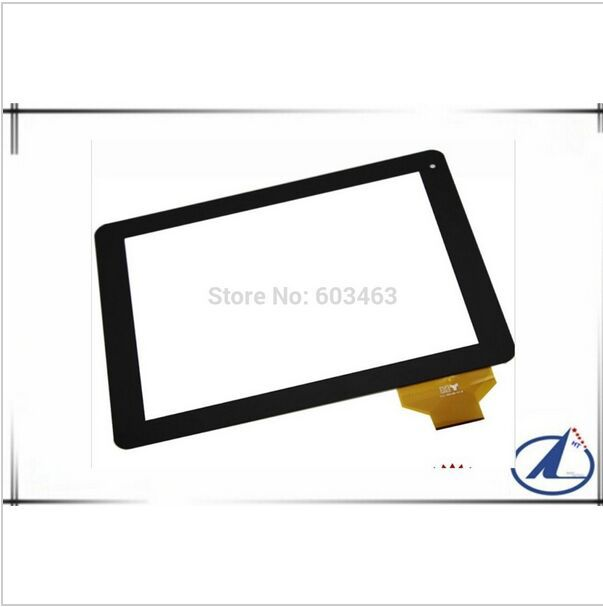 ФОТО Free Screen 3Q Qoo! Q-pad RC9724C Touch panel Digitizer Glass Sensor Replacement Free Shipping