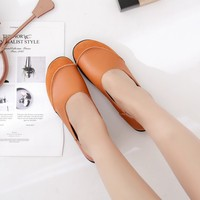 Women Flats 2018 New Fashion Spring Women Shoes Loafers Casual Soft Flat Female Comfort Solid Basic