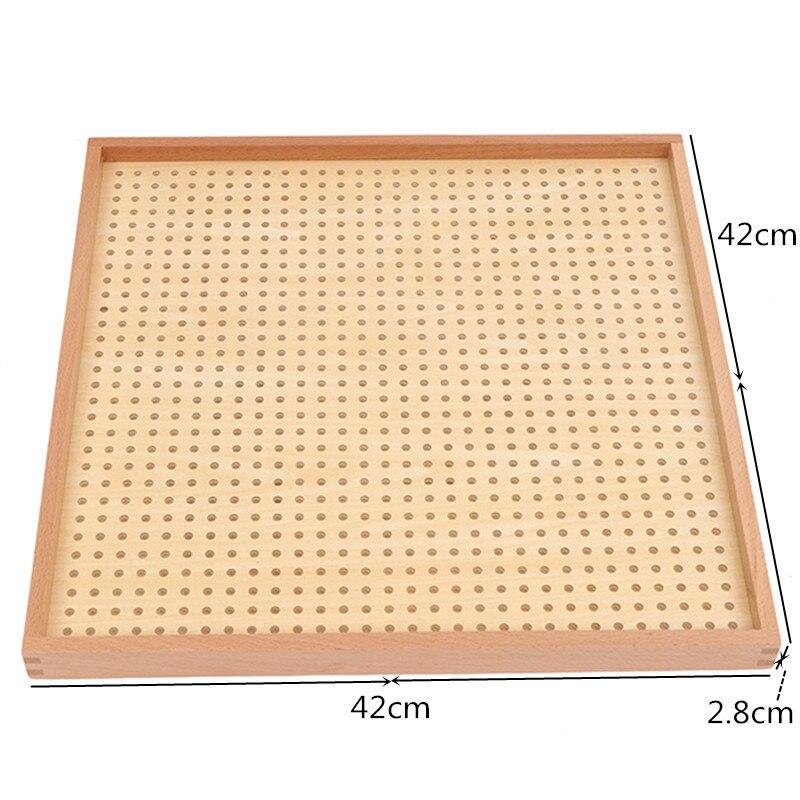 de madeira peg board conjunto jogo de