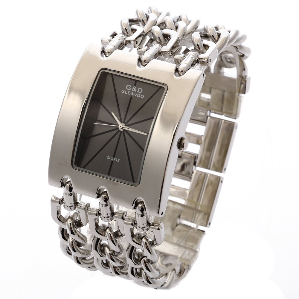 2017 G & D Topmerk Luxe Vrouwen Horloges Quartz Horloge Dames Armband - Dameshorloges - Foto 2