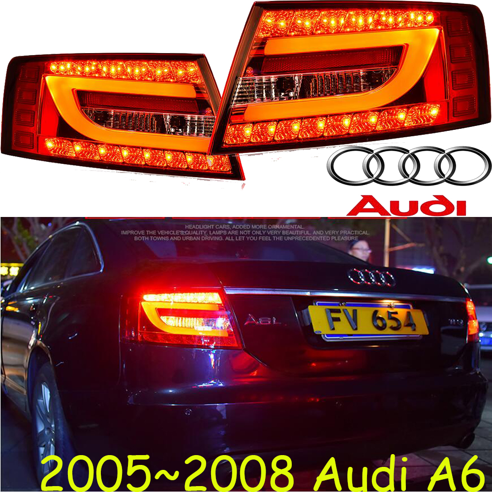 car-styling,A6L taillight,2005 20062007 2008;Free ship!LED,chrome,A6L rear light,Allroad,Quattro,cabriolet,A6L fog light;A6 L,A6 neo chrome rear lower control arm lca for honda civic 2001 2005 e2c